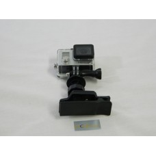 INTOXI8 Visor Mount Suitable For GoPro